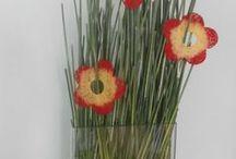 RECYKLÁCIA (dekorácie, lampy, úžit.predmety)