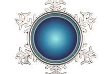 Stylish Christmas Ornaments