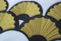 Embroidery Designs / This is bespoke embroidery.