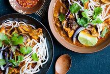 Asien food