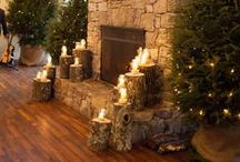 Home Decor: Mantles and fireplaces