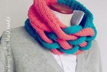 pletení, háčkování / Pletení, háčkování