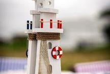 Décoration de table Mer / Voici des idées de décoration de table sur le thème de la mer. Elles vous serviront pour un mariage sur le thème de la mer et de l'océan et pour toutes vos fêtes, mais aussi en tant que décoration d'intérieur.