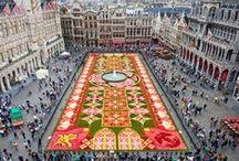 Czekoladowa Belgia / Belgię można określić krajem czekolady, piwa i frytek. Ale to także kraj komiksów i intrygujących muzeów. Z Brukselą, stolicą nie tylko kraju, ale także Unii Europejskiej, Belgia ma turystom dużo do zaoferowania.