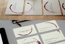 Business Cards / Business Cards represent identity
