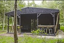 Woodland Suites Interiors / Exteriors / Cosy woodland cabins in Yorkshire