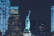 American dream / Marzysz o locie do USA, ale nie możesz się zdecydować, które miasto wybrać? Daj się zainspirować! Chociaż uprzedzamy, wybór nie będzie łatwy.