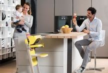 Brevi Slex Evo / The innovative system that grows with babies: #cradle #swing #highchair #chair all in one