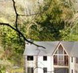 1659 Three Winged Oak Frame House / Complete oak home, bespoke home, bespoke turnkey home, turnkey service, full turnkey solution, oak frame home,three-winged oak frame home, cost control, cost control process