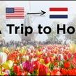 Win a trip to Holland! / Subscribe to our monthly newsletter and win a trip to Holland plus two tickets to the world famous Keukenhof Gardens.