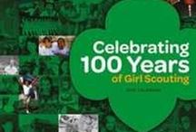 Girl Scout 100th Anniversary / 2012 was the 100th Anniversary of Girl Scouts! Members came from all over the country to celebrate with us here in our founding city of Savannah, Georgia!