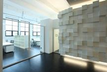 Biurowa ściana / Walls in your office