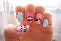 Maninanny! / Find our favorite nail art, polish colors and manicures here!