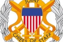 Chairman Joint Chiefs of Staff / by Robert Newman