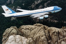 Air Force One / by Robert Newman