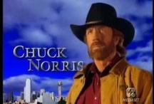 Chuck Norris / by Robert Newman