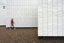 Wall panels/Panele z łusek migdałów