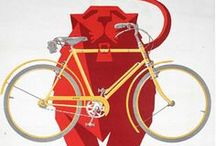 Vintage Cycling Graphics