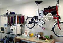 Brompton / Everyone's favourite folding bicycle - The Brompton