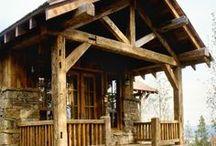 Drewniane domki i inne domeczki...
