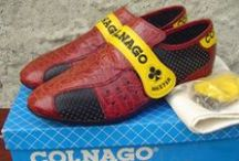 Cycling Shoes / The Good, the Bad and the very Retro