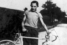 Cyclists before they were Famous
