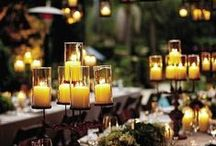 Tablescapes / Beautifully decorated tables for your entertaining needs.  Parties have never looked so good.