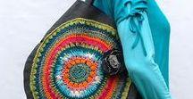 *DIY_Crochet  Bolsos