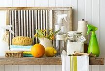 Cleaning / DIY Cleaning Products, Tips, and Tricks