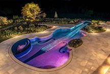 Zajímavé bazény