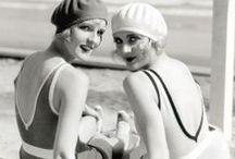 Vintage plavky / vintage swimsuit