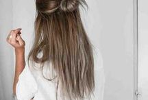 Hot hair don't care / Women's hair inspiration