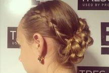 #MBFW #SS15 Día 1 / Los peinados del primer día de la semana más importante en moda y tendencia: Mercedes-Benz Fashion Week
