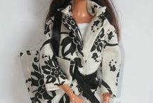 Saját Barbie ruhák / Barbie clothes / Itt azokat a ruhákat találod, amiket a ruhakészítő csomagokkal készítettem. Handmade Barbie clothes.