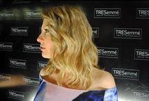 IRIS 2014 / TRESemmé estuvo presente en los Premios Iris 2014 con un back realizando un #hairhunting y entregó el premio al mejor styling de la noche.