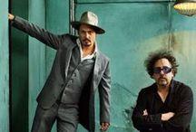 Johnny Depp / by Apple Dawson