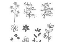 Stampin UP Mother's Love