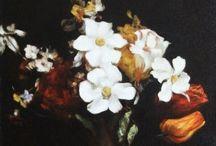 Flowers. Painting / Цветы. Живопись.