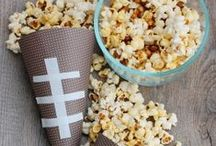 Game Day / Whether you want game day décor, party tricks and tips, and/or food, we will help you get ready for a PAAARTY!
