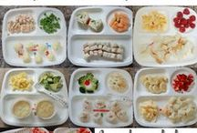 Baby / Toddler meals / Easy, quick and healthy meal ideas for family including babies and toddlers.