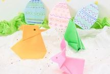 Easter / easter, banners, printables