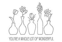 Stampin Up Vivid Vases
