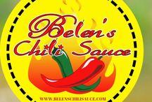 """Belen""""s chili sauce.com / welcome to belenschilisauce.com"""