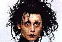 Johnny depp characteres