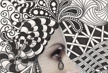 Zentangle / by Alice Tischer