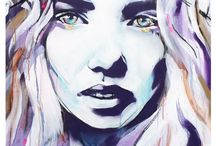 Art & Creative Inspiration / Creative Inspiration & Beautiful Artworks  / by *Lilly*