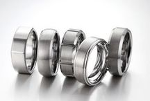 Popular Tungsten Carbide Rings / by Tungsten Republic