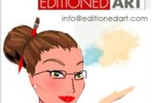 About EditionedArt / Affordable art at your fingertips! Fine art prints are a great way to start an art collection. We select only the most talented artists for you to enjoy. Dress up your living room, beach house or man cave with one of our incredible artists. Contact an expert and start collecting today! info@editionedart.com