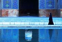 Iran Pride / Roses, cypress, sour orange trees and kaleidoscope mosques, Iran is stunning.