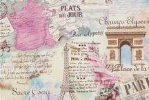 Paris / by Alice Tischer